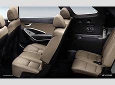 How many seats in 2018 Hyundai Santa Fe? Latest Cars