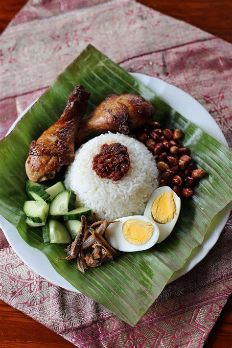 what cuisine nasi lemak ang sarap
