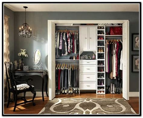 Closet Organizers : Small Closet Organization Ideas You Should Know