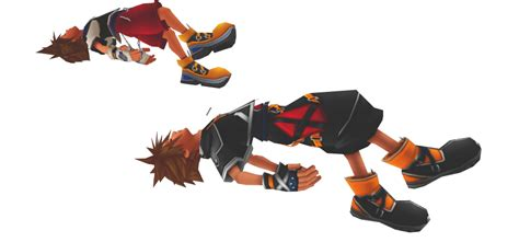 Sora Game Over Poses By Snowembrace On Deviantart
