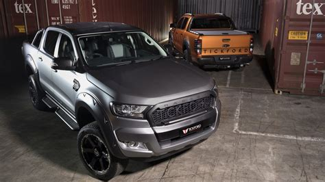 future ford tickford 39 s australian ford ranger upgrade package and