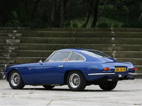 Photos of Lamborghini 400 GT 2+2 1966–68 (2048x1536)