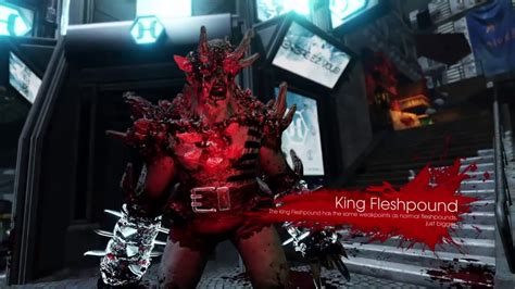 king fleshpound killing floor 2 the summer sideshow ps4
