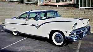 1955 Ford Fairlane Crown Victoria 272 V8