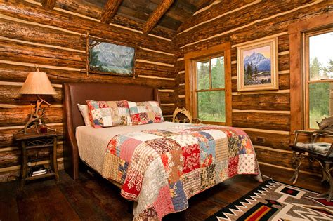 cabin styles 35 gorgeous log cabin style bedrooms to you drool