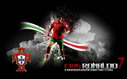 Ronaldo Cristiano Wallpapers Portugal Football Desktop 1600