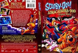 Scooby Doo Abracadabra Doo Movie Dvd Scanned Covers