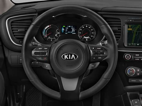 Image 2016 Kia Optima Hybrid 4door Sedan Ex Steering