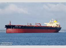 Vessel details for SONANGOL LUANDA Crude Oil Tanker