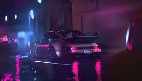 Auto, Wet, Car, Weather, Sport, Night