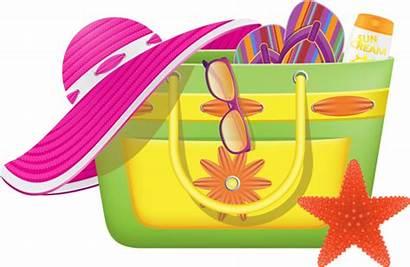 Clipart Clip Transparent Bag Craft Fun Plage