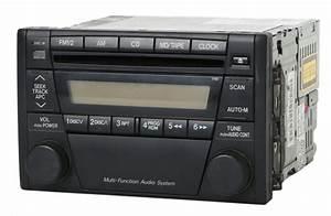 Mazda 626 2002 Speaker Wiring