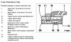 Zafira B Central Locking Wiring Diagram