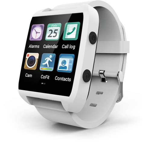bluetooth watches android ematic smart white esw454w b h photo
