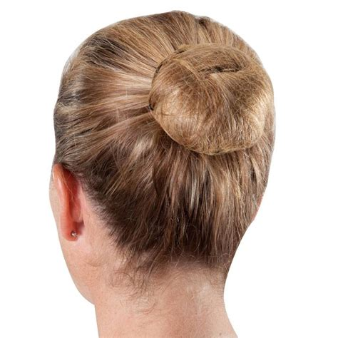 kit chignon blond decathlon