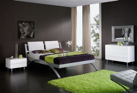modern bedroom color ideas home design ideas