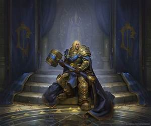 Prince Arthas - Hearthstone: Heroes of Warcraft Wiki