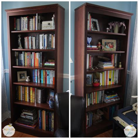 Bookshelf Tour & Organization  Pretty Neat Living