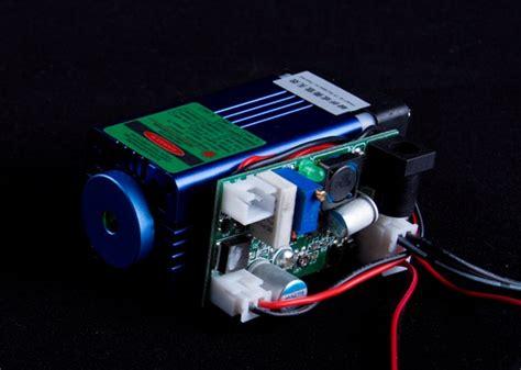 Green Laser Module High Power Burning