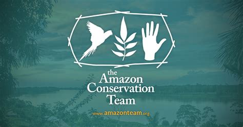 amazon conservation team protecting  amazon