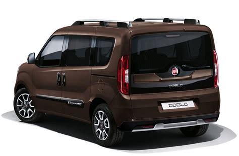 Nova Fiat Doblo 2019 → Fotos, Preços E Consumo (doblo 2019