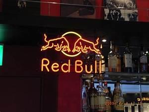 Red Bull Kawasaki JAPAN Neon Signs on Waymarking