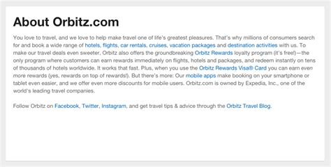 orbitz phone number top 951 complaints and reviews about orbitz