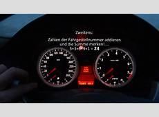 Temperaturanzeige Programmieren BMW e90 e91 e92 e93 Motor