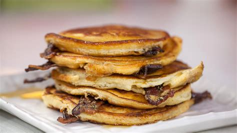 cuisine pancake brown sugar black pepper bacon for 5 amazing