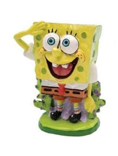 spongebob fish tank ornaments uk spongebob squarepants genuine aquarium ornaments