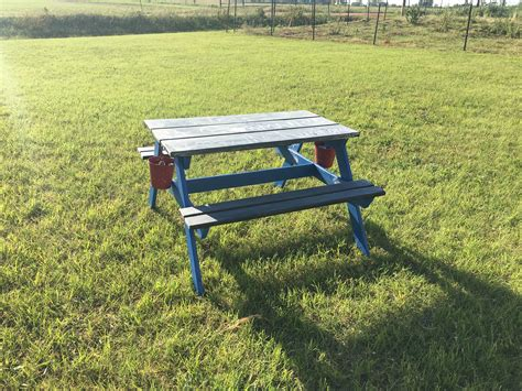 white preschool picnic table diy projects 447 | IMG 3680