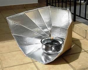 Solar Cooker ForUsToBe