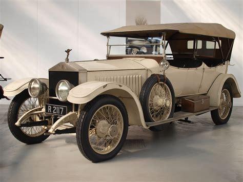 Filel'evoluzione Dell'automobile Rolls Roycejpg