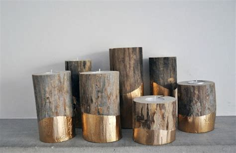 fireplace candle holders 21 log candle holders inhabit zone