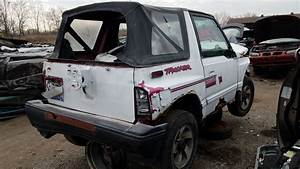 Geo Tracker Automatic Transmission
