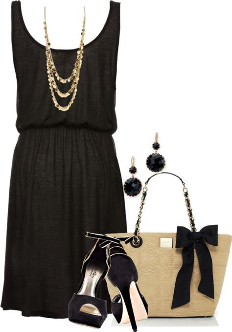 Cute Black Dresses Polyvore | www.pixshark.com - Images Galleries With A Bite!