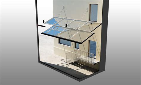 Installazione Tende Da Sole Renderlightspaccato Per Installazione Tende Da Sole