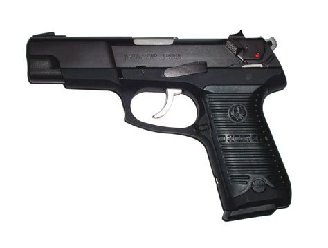 Ruger P-Series - Wikipedia