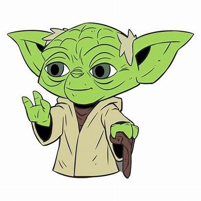 Yoda Wars Clipart Star Skywalker Luke Transparent
