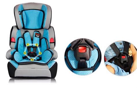 5 Points Harness Baby Car Seat Safety Belt Child Seat