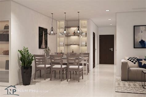 Vinhomes Central Park  Excellent Interior Design, Full Of