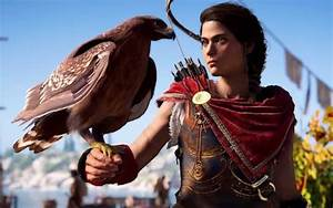 Assassin's Creed Odyssey interview | Marc-Alexis Côté on ...