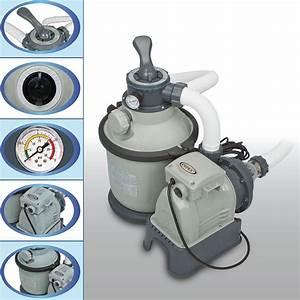Filter Für Pool : intex sandfilter 4m sandfilteranlage filter f r pool filterpumpe filterkessel ebay ~ Frokenaadalensverden.com Haus und Dekorationen