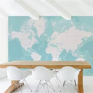 Tapete Weltkarte Kinderzimmer : ozeane tapete ~ Sanjose-hotels-ca.com Haus und Dekorationen