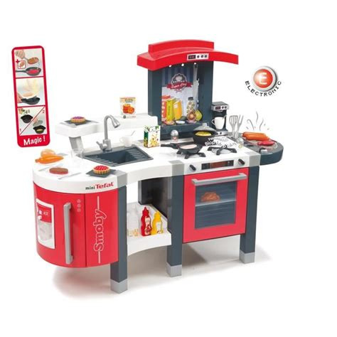 jouet cuisine tefal smoby cuisine chef mini tefal achat vente