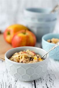 Ideen Gesundes Frühstück : bratapfel oatmeal pudding rezept blogger winter wohlf hl k che ~ Eleganceandgraceweddings.com Haus und Dekorationen