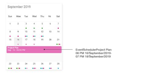 accessibility  xamarin scheduler control syncfusion