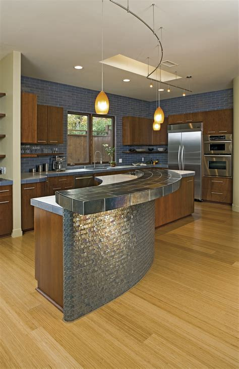 tiled kitchen island oceancare products high performance penetrating sealer 2789