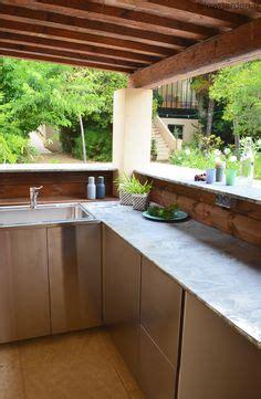 idee amenagement cuisine exterieure 1001 idées d 39 aménagement d 39 une cuisine d 39 été extérieure