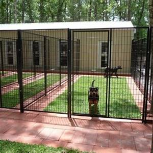 how to build dog suites a modern boarding kennel With outdoor dog kennel designs